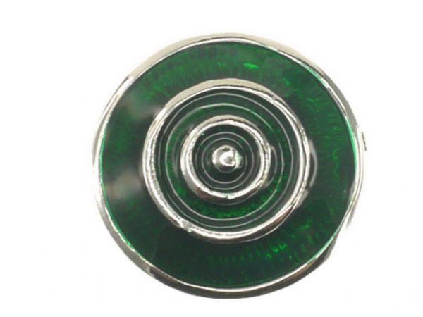 Click-it Button Kreise, 18 mm, grün