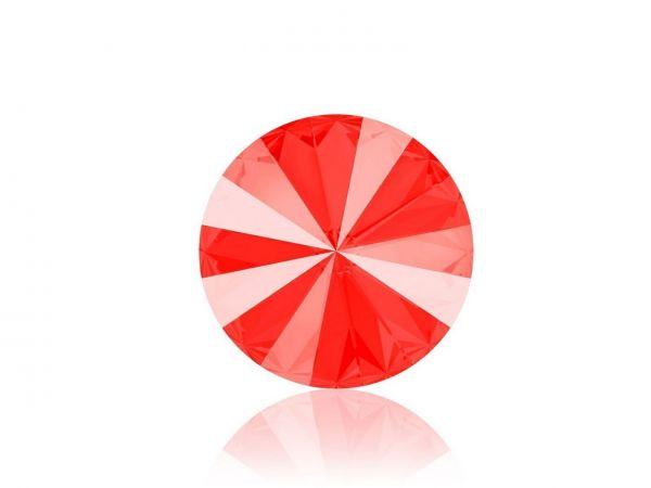 Swarovski - Crystalstein rund 14mm, royal red