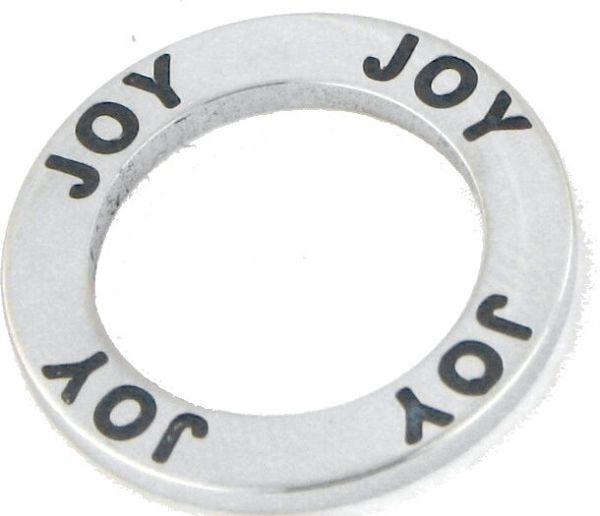 Edelstahlelement Rund ca. 20mm, Joy
