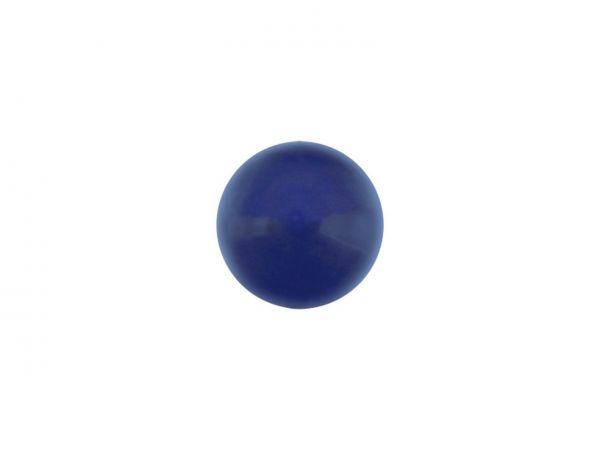 Swarovski crystal pearl 12mm, 10 Stück, dark lapis pearl