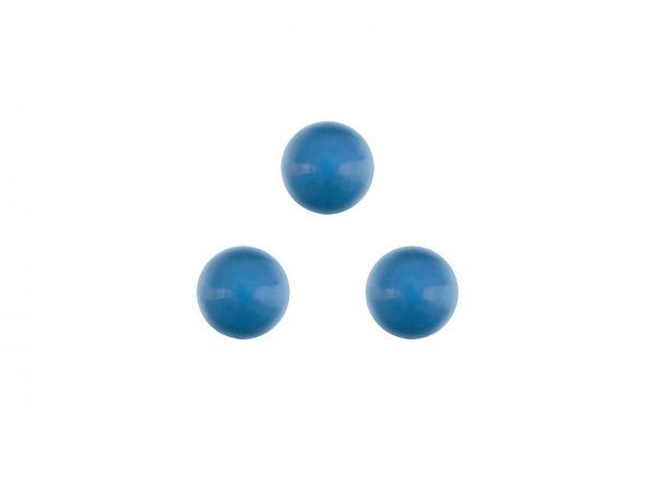 Swarovski crystal pearl 6mm, 40, lapis