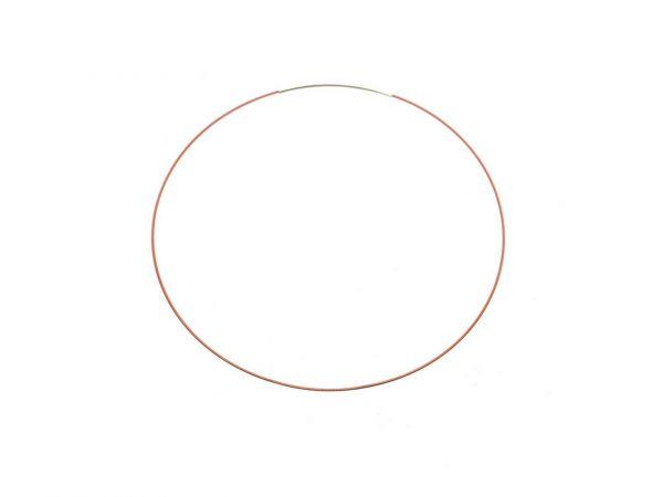 Drahtcollier easy 1mm 45cm orange