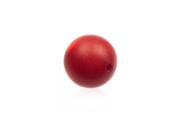Polaris Opal Perle 20mm , cranberry