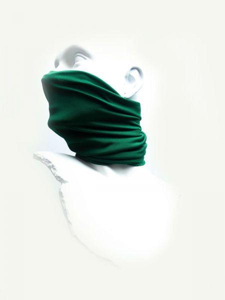 Schlauchschal 50x22cm, Polyester, grün