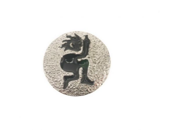 Click-it Button Jungfrau 18mm