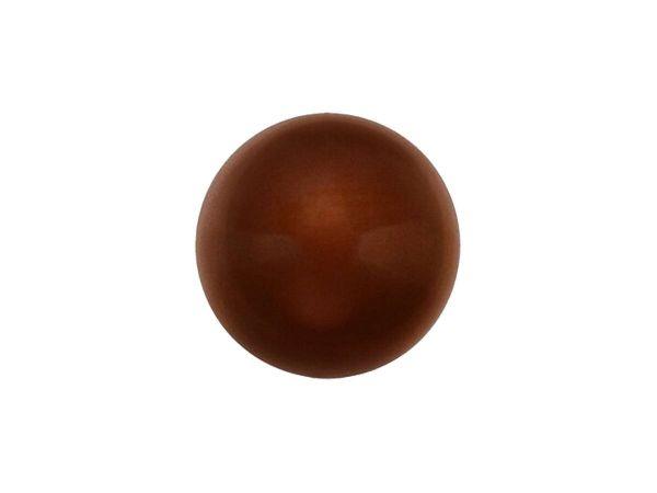 Swarovski crystal pearl 12mm, maroon