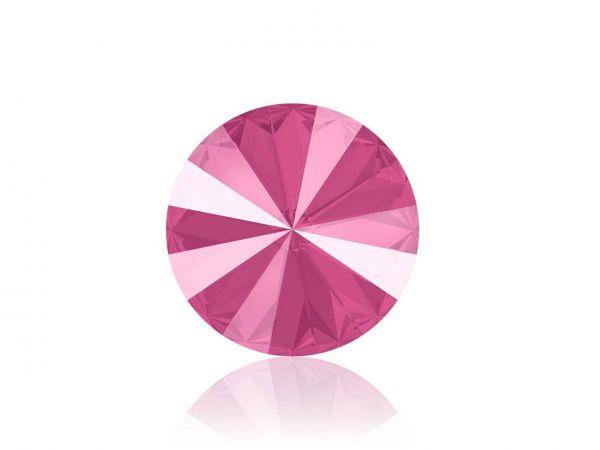 Swarovski - Crystalstein rund 14mm, peony pink