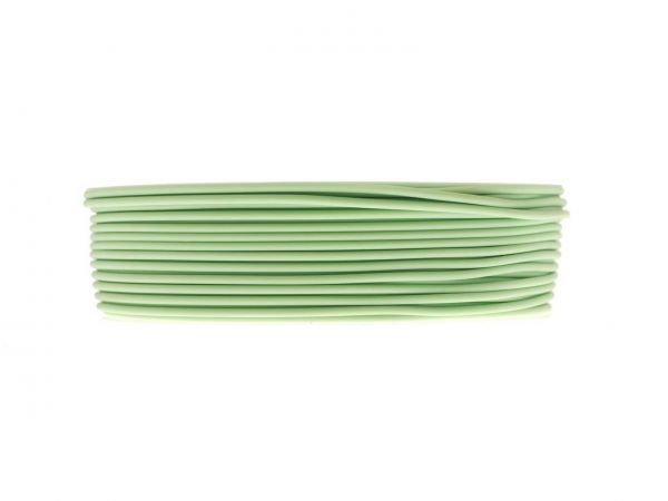 synt. Kautschuk 1,5mm 1,00 m, hellgrün