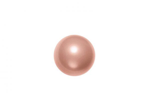 Swarovski crystal pearl 12mm, 10 Stück, rose peach pearl
