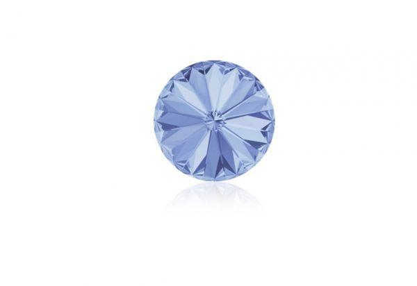 Swarovski - Crystalstein rund 14mm l.sapphire
