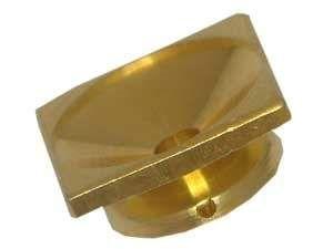 MC-Ring Zubehör Kessel für 14mm Stein goldfarben