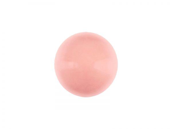 Swarovski crystal pearl 8mm, pink coral pearl