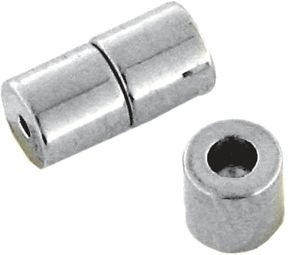 Magnetverschluss 5x10mm vergoldet