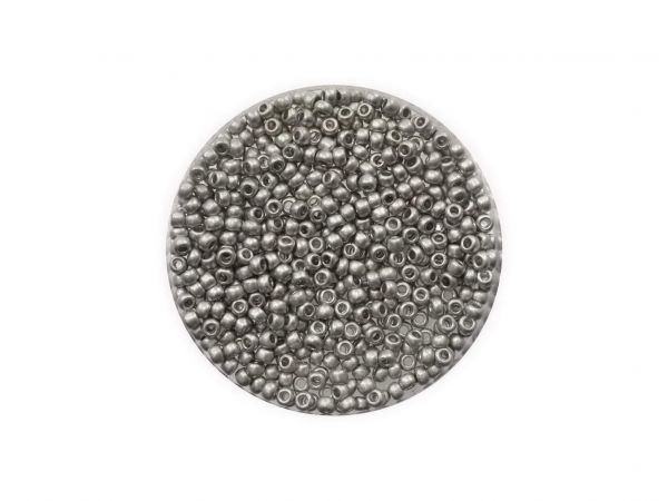 Toho Rocailles 15-0, 3g, TR714 Silver-Plated