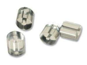 Plastikstopper für Ohrhaken etc., 10 Stk. SB