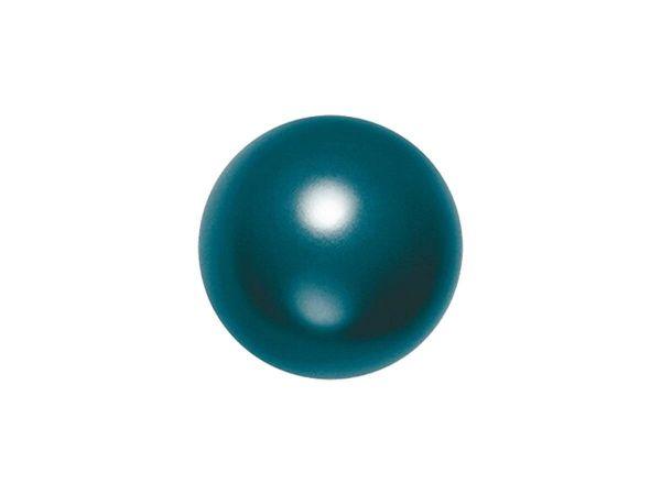 Swarovski crystal pearl 12mm, petrol