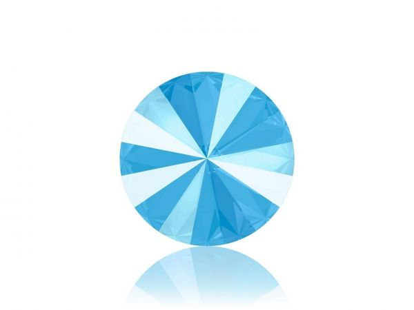 Swarovski - Crystalstein rund 12mm, summer blue