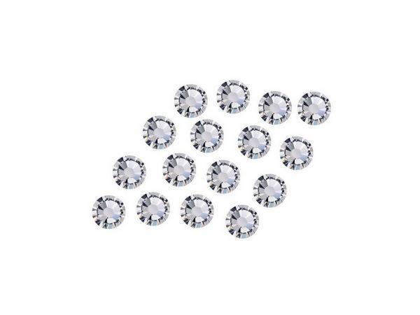 Swarovski-Crystalstein 2058, Xilion Rose, no hotfix, zum Aufkleben etc., crystalklar, Größe SS9, 100 Stück