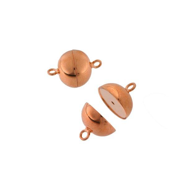 Magnetverschluss 10mm rosegold