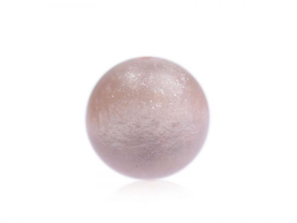 Polaris Opal, Perle 10mm Rhabarber