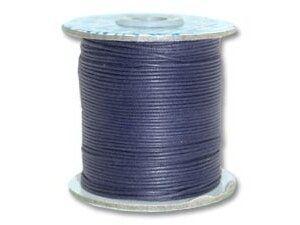 Baumwollschnur ca. 1mm dick Rolle ca, 91,00 m dkl.blau - Sonderpreis -