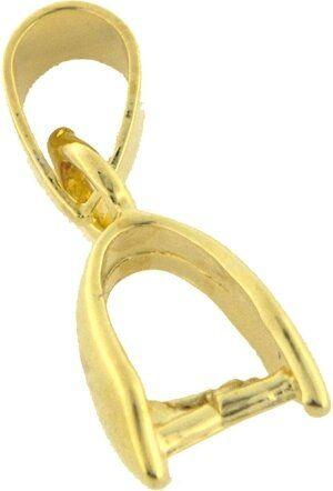 Collierschlaufe ca.5mm, gold