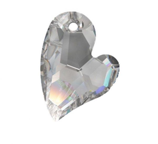 Swarovski Herz Anhänger 6261, 27mm crystal