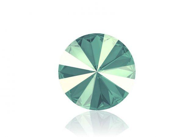Swarovski - Crystalstein rund 14mm, royal green