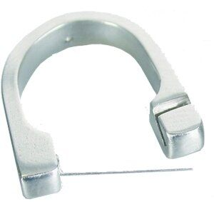 Multi-Creation's Ring, platinfarben Größe 21mm