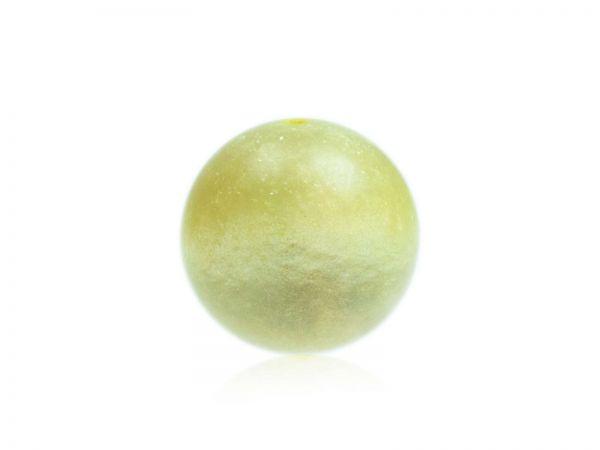 Polaris Opal, Perle 12mm Lemon